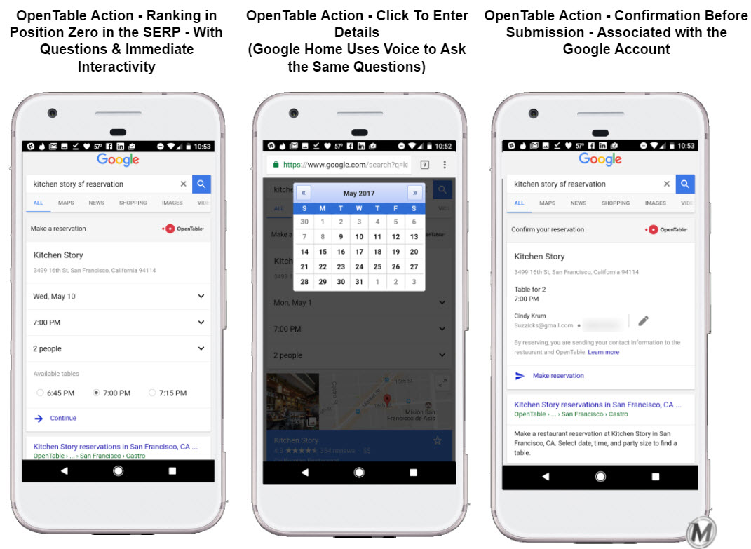 Understanding MobileFirst Indexing Googles MobileFirst - Open table app for android