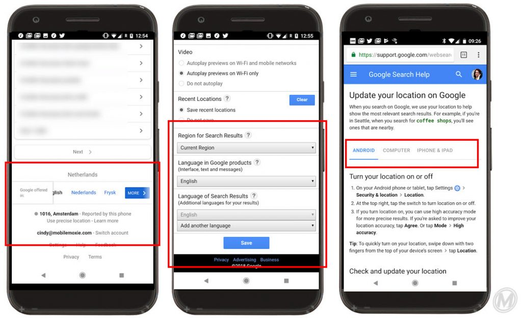 Mobile-First Indexing or a Whole New Google? The Local