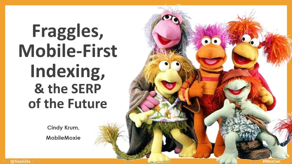 What are Fraggles in SEO?