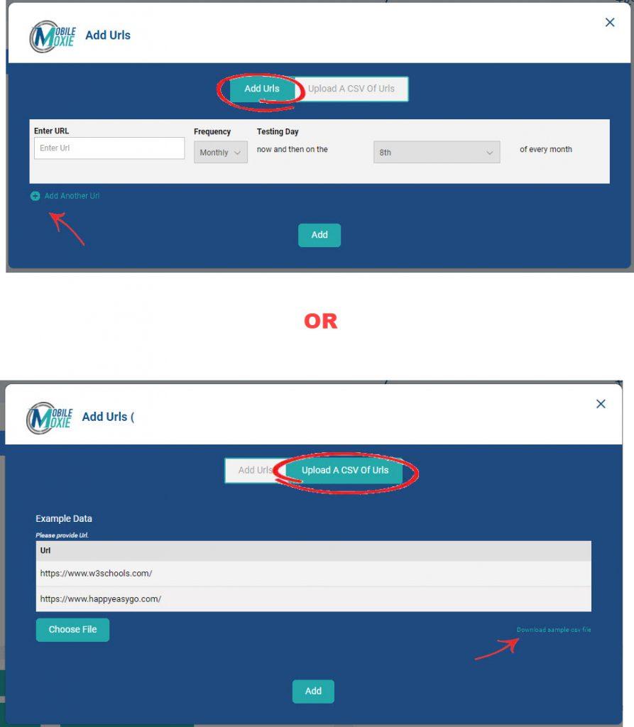 MobileMoxie Page-oscope Bulk GMB testing